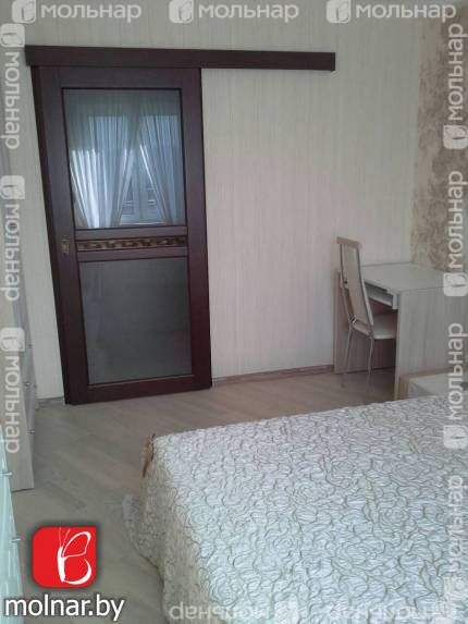 квартира 2 комнаты по адресу Минск, Лынькова ул