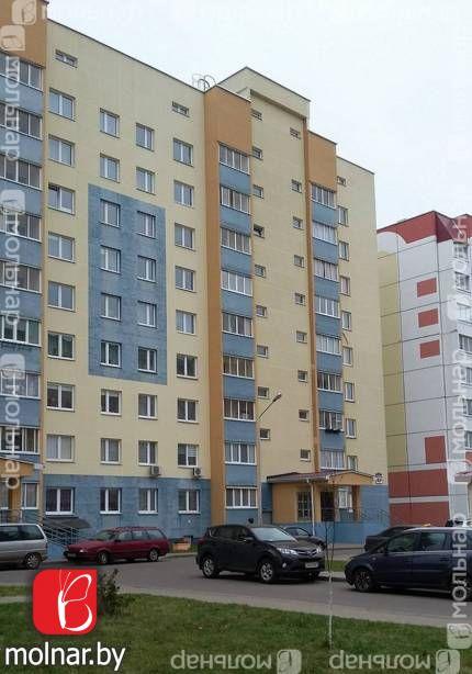 Продается новая  3-х комнатная   квартира в п.Боровляны ул.40 лет Победы,40а