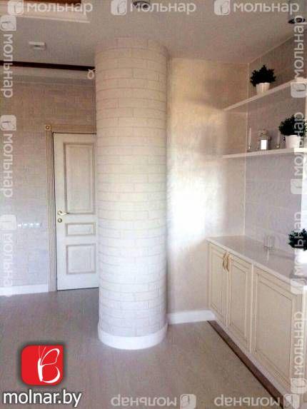 квартира 3 комнаты по адресу Гродно, Кремко  ул