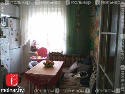 Продаётся отличная 1-комнатная квартира в Каменной Горке. ул.Налибокская,18