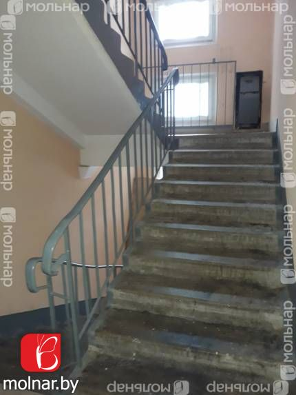 квартира 2 комнаты по адресу Минск, Казинца ул