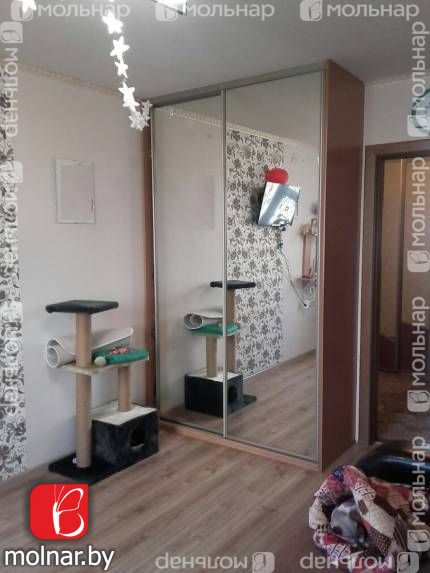 квартира 4 комнаты по адресу Минск, Федорова ул
