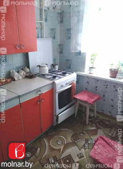 Продаётся 1-комнатная квартира в удовлетворительном состоянии в г.п. Свислочь.