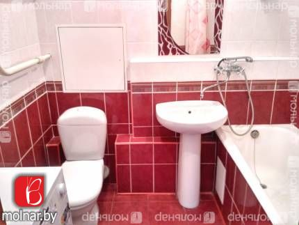 квартира 1 комната по адресу Минск, Одинцова ул