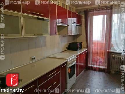 квартира 3 комнаты по адресу Гродно, Томина  ул