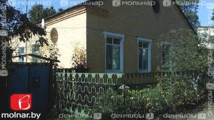 Двухкомнатная квартира в блокированном одноэтажном кирпичном жилом доме в г.Борисове. ул.Строителей,23д