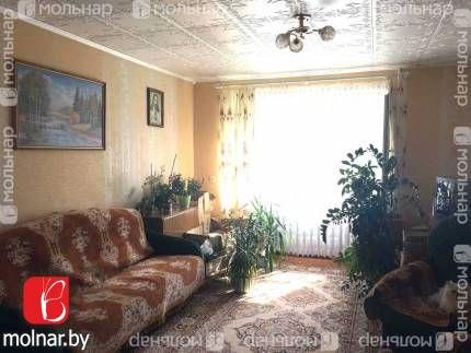 Продаётся 2-х комнатная квартира хорошей планировки. г.Молодечно ул.Офицерская,2
