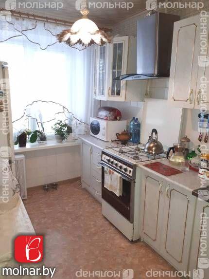 квартира 2 комнаты по адресу Борисов, Максима Горького  ул