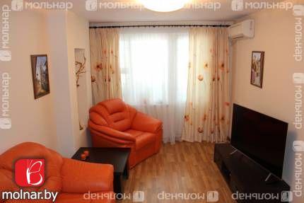 2 комнатная квартира, Л.Украинки, дом 20 Квартира с мебелью и техникой, готова к проживанию!  Парк Дрозды 5 минут ходьбы!