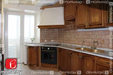 Трехкомнатная квартира в кирпичном доме 1999 г.  по ул. Воронянского50/4 !  Квартира продаётся без мебели!