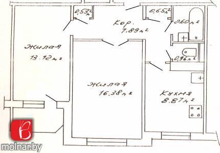 Купить квартиру - Рокоссовского  77