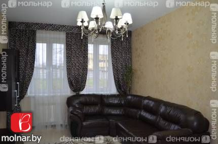 квартира 2 комнаты по адресу Минск, Кнорина ул