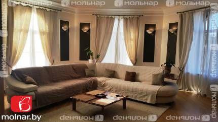 Квартира в центре с отличным ремонтом и красивым видом из окна