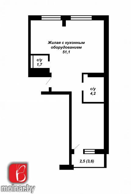 купить квартиру на Репина ул, 4