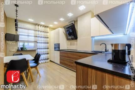 Квартира улучшенной планировки для VIP !!!