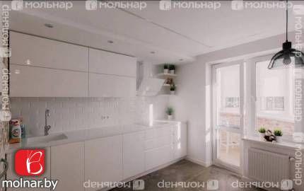 квартира 2 комнаты по адресу Минск, Мястровская ул