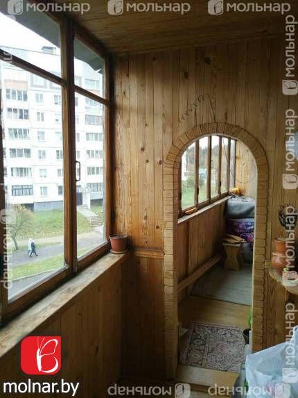 квартира 4 комнаты по адресу Минск, Чайлытко ул