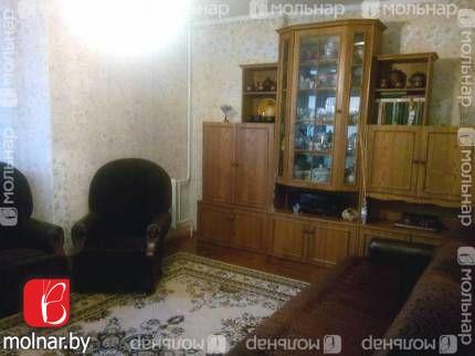 Продаётся достойная 2-х комнатная квартира в г.Молодечно. ул.Городокская,108а