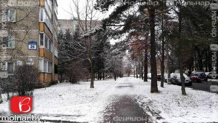 квартира 1 комната по адресу Минск, Тикоцкого ул