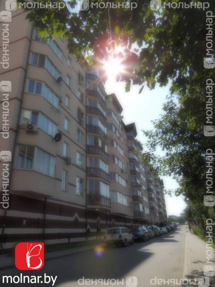 квартира 3 комнаты по адресу Минск, Червякова ул