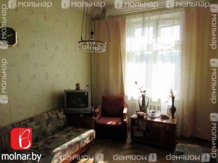 квартира 3 комнаты по адресу Минск, Коласа ул
