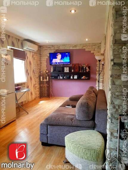 квартира 3 комнаты по адресу Минск, Щедрина 2-й пер