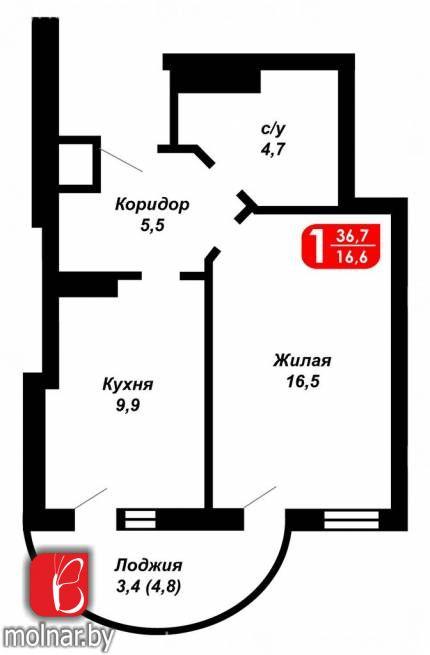 Купить квартиру - Платонова  23