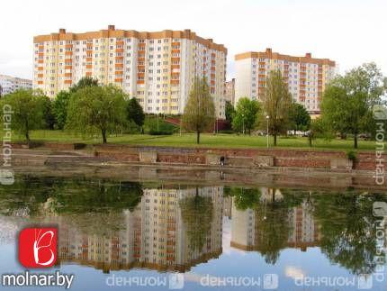 Двухкомнатная квартира в Зеленом луге с видом на Цнянское водохранилище!