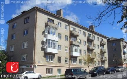Недорогая квартира для тех, кто мечтает жить в центре Гродно .