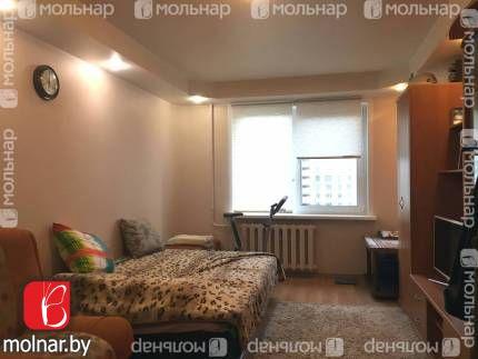 Однокомнатная квартира в отличном состоянии - заезжай и живи! ул.Матусевича,88