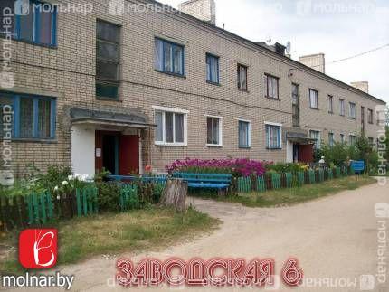 Продажа 2 - х комнатной квартиры в д.Туховичи. ул.Заводская,6