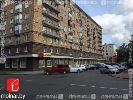 Продается 1-ая квартира в самом центре Минска.