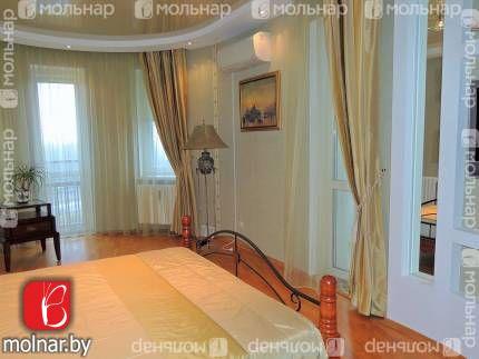 квартира 4 комнаты по адресу Минск, Правда газеты просп