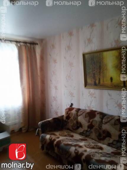 , 103    Продаётся недорогая двухкомнатная квартира в экологически чистом районе города