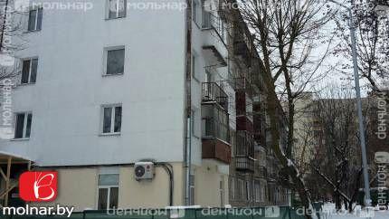 квартира 2 комнаты по адресу Минск, Червякова ул