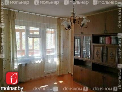 Продаётся 2-х комнатная квартира в г.Гродно по ул.Пушкина,34а