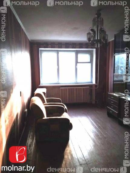 Продается 2-х комнатная  квартира в г.Молодечно по Маркова