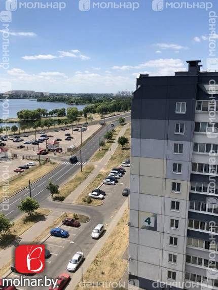 квартира 3 комнаты по адресу Минск, Малинина ул