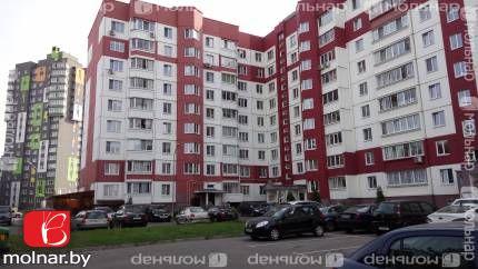 Просторная 2-х  комнатная квартира в  а.г .Сеница(п.Юбилейный)