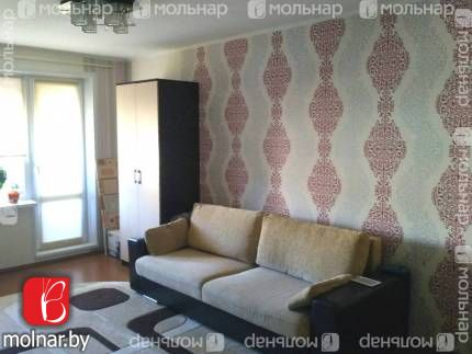 Предлагаем в продажу 1 комнатную квартиру в г.Гродно по ул.Домбровского,51