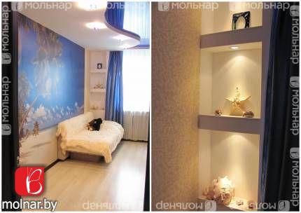 Просторная трёхкомнатная квартира на ул.Лещинского.