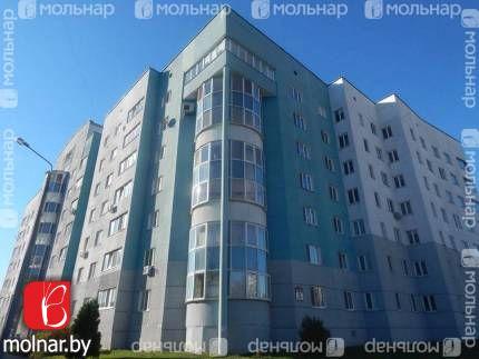 Продаётся трехкомнатная квартира в одном из самых перспективных районов города Минска. ул.Щорса,3