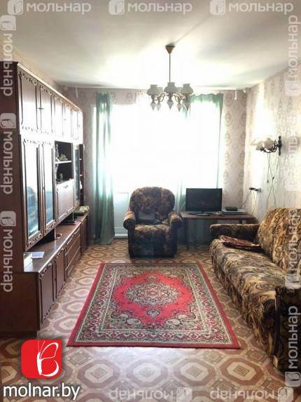 Продам трехкомнатную квартиру в Серебрянке. ул.Плеханова,42