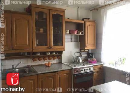 Продается 4-комнатная квартира. ул.50 лет Победы,5 корп.2