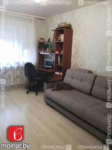 Продажа уютной квартиры в  микрорайоне Сосны. ул.Павловского,54а