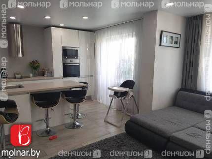 Стильная квартира в тихом центре Минска. Сморговский тр.3