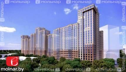 Однокомнатая квартира в престижном районе. ул.Макаёнка,12б