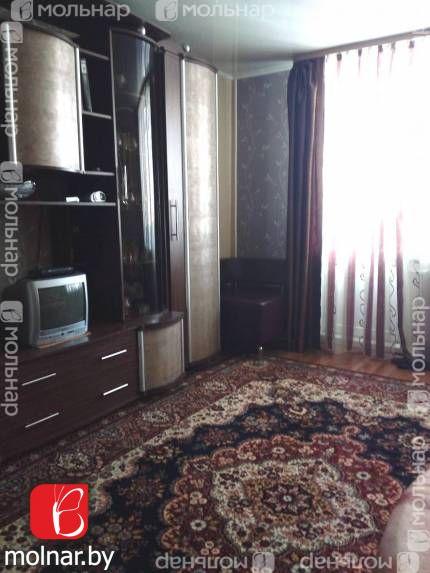 Продается двухкомнатная квартира в Боровлянах. ул.40 лет Победы,6