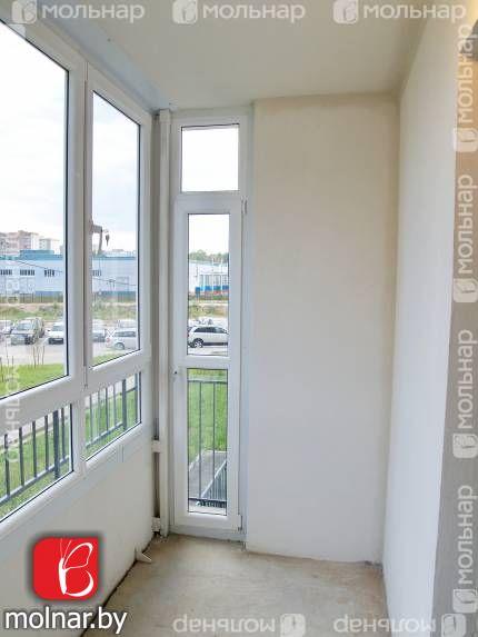 квартира 1 комната по адресу Минск, Солтыса ул
