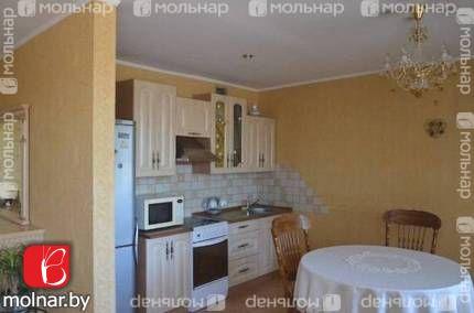Продаётся трехкомнатная квартира. пр.Партизанский,88